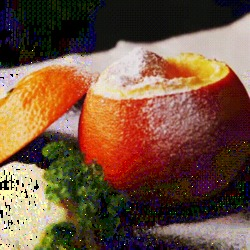 Recette d'oranges soufflées originale et délicieuse