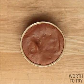 Mousse au chocolat sans oeufs, sans lait et sans soja