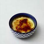 Recette super simple de crème brûlée au micro onde