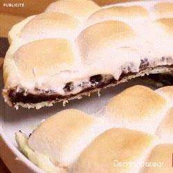 Délicieuse recette de tarte au marshmallow