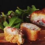 La recette de baguette fourrée à la crème et saumon idéale pour l'apéro