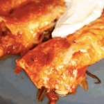 Des enchiladas végane super bons et simple à faire