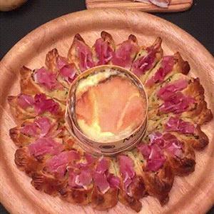 Incroyable recette de tarte au mont d'or