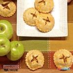 Délicieux petits gâteaux façon tarte aux pommes