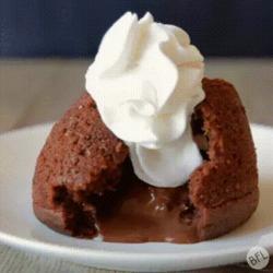 Fondant au chocolat et Nutella facile et rapide à faire