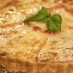 La plus simple des recette de tarte à la tomate