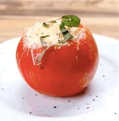 Recette originale de tomates farcies aux oeufs