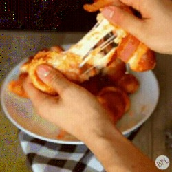 Recette de bombes de poulet façon Buffalo au fromage