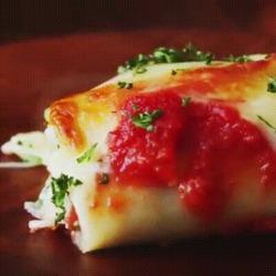 Incroyable recette de lasagnes roulées pour garder la ligne