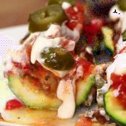 Recette originale de courgettes farcies façon tacos