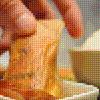 Délicieuse recette de nem au chèvre et au miel