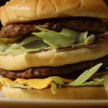 La recette secrète du Big Mac fait maison